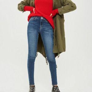🌿FINAL SALE🌿Topshop Moto Sidney Jeans